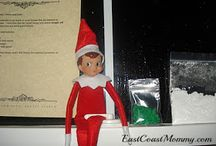 Elf on the Shelf Ideas / by Ashley Vinyard