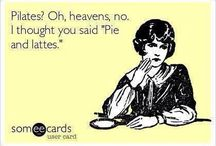 Pilates / Pie and lattes