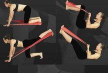 Pilates bandı