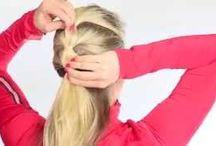 vball hairstyles