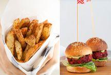 Burgers for Vegans