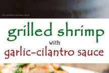 gamba stora srimps