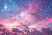 sky things / by Janie Petaja