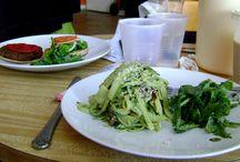 Sunneste vegetar restauranter i Usa