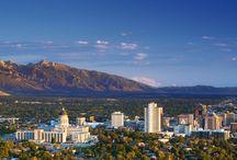 Touristic Highlights of Utah