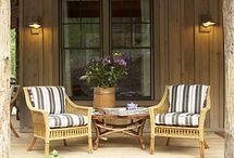 Garden Design - Porches, Patios and Verandas