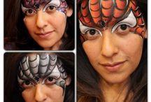 Face paint ideas / Face paint