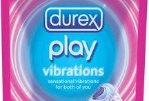 Play Vibrations / Si tu ai crezut că Durex face doar prezervative?