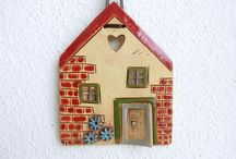 Pottery Wall Hangings
