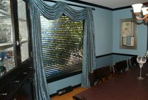 Our Work: Swags and Cascades