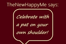 TheNewHappyMe says: / TheNewHappyMe messages