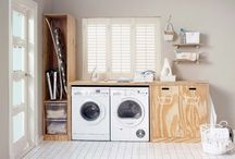 Home Sweet Home | Laundry Room