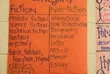 Genre Study Books & Ideas / by Teresa Green