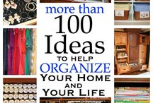 Cleaning & Organizing / by Laura Bascio