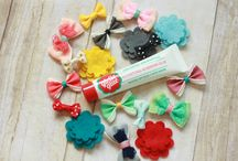 Girlie Glue / Want to learn more about this all natural accessory glue? Go to our website at girlieglue.com