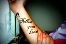 Tattoo  / Tattoo / by Tracy Utley
