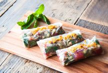 Recipes Using Spring Roll Wraps