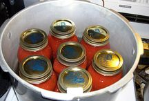 Canning/Preserving Food