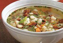 Soups / by Michelle Warren