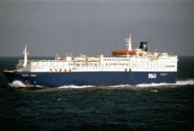 Heritage / by P&O Ferries