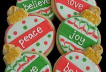Biscuit decorations