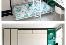 Детские интерьеры,мебель