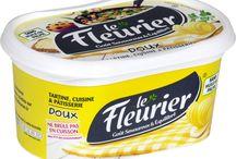 Margarines (non véganes), huiles, vinaigres