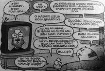 karikatür / Karikatür - En komik karikatürler