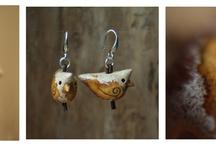 my earrings / moje kolczyki