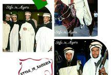 Costume Traditionnel Algérien pour homme