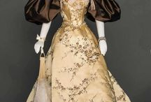 Victorian fashion dolls 1837 - 1901 / by Elva Cawood