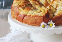 Bake the cake / Backen macht nicht nur Spaß, sondern bringt auch leckere Köstlichkeiten hervor. Süße und fruchtige Rezeptideen aus dem Ofen gibt es hier.