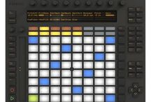 Ableton Push Restock Due any day soon / The first shipment sold out within days and its been a long time coming back to the shores of the UK.     It's part-instrument, part-drum machine, part-live controller, part-arrangement and editing tool.  You can compose, record, edit and mix entirely from the hardware.