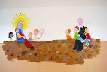 Pintura mural / wall painting