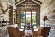 Mountain Escapes / by Anne-Marie Barton | AMB Design