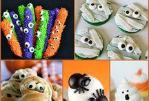 Halloween / Recipes, food, DIY, crafts