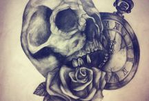 Tattoo Ideas / Some stuffs that I may one day put on my body:)
