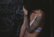 arm tattoo women upper