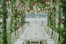 Hanging Florals