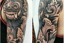 Tattoo barong