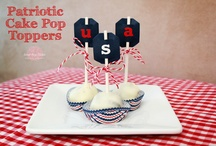 Patriotic Parties & Pretties / by Katie {Sweet Rose Studio}