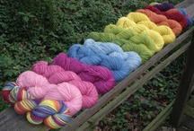 Yarn, Fiber, and Other Knitty Things / by Jennifer Wagner