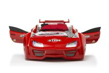 """GT999 car Bed / The only car bed with """"OPENING DOORS"""""""