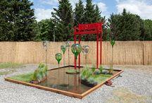 """""""Avventure Creative"""" 2013: Sedersi in giardino / Concorso di progettazione per l'allestimento di giardini temporanei. Sezione a cura di Fabio Di Carlo."""
