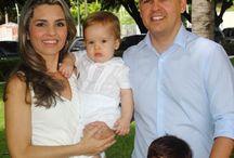 Batizado & 1º Aniversário Mateus