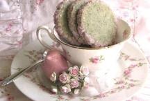 Sweet ~ Teacups & Cookies / Teas, Cookies, Refreshing Summertime Drinks, and more... / by Kim K. Lang