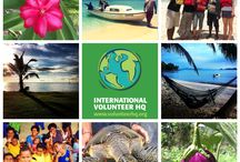 Volunteer in Fiji / Volunteer in Fiji with International Volunteer HQ! IVHQ has a wide range of volunteer abroad projects in Fiji, including Teaching, Kindergarten, Sports Education, Construction and Renovation, Turtle Conservation and Organic Farming. / by International Volunteer HQ
