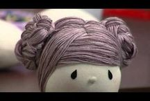 Jak vyrobit panenku