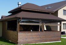 Foisoare din lemn - Wood kiosk manufacture / Outdoor wooden kiosk - perfect pentru gradina.