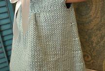 dětské pletení a háčkování